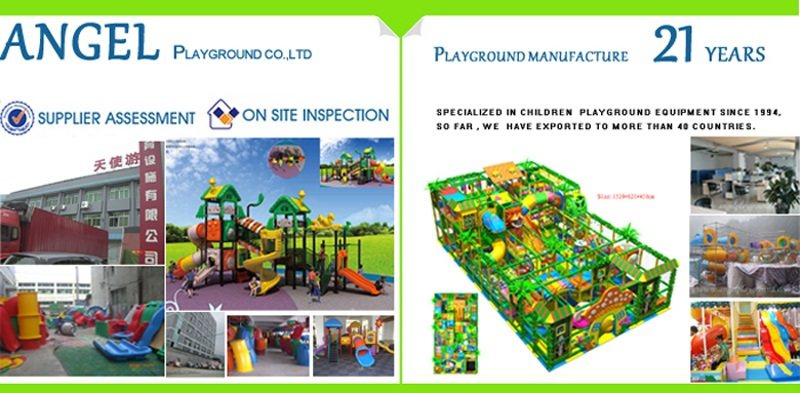 Outdoor play supplier