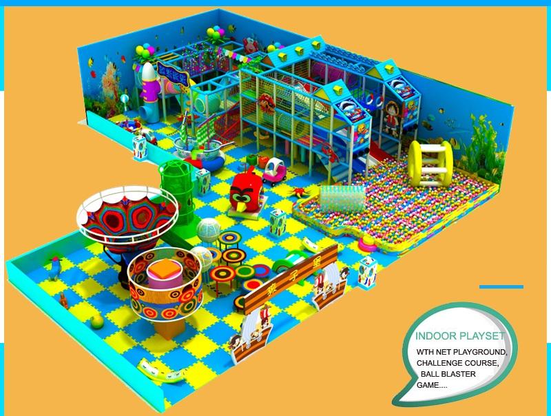 indoor play ground