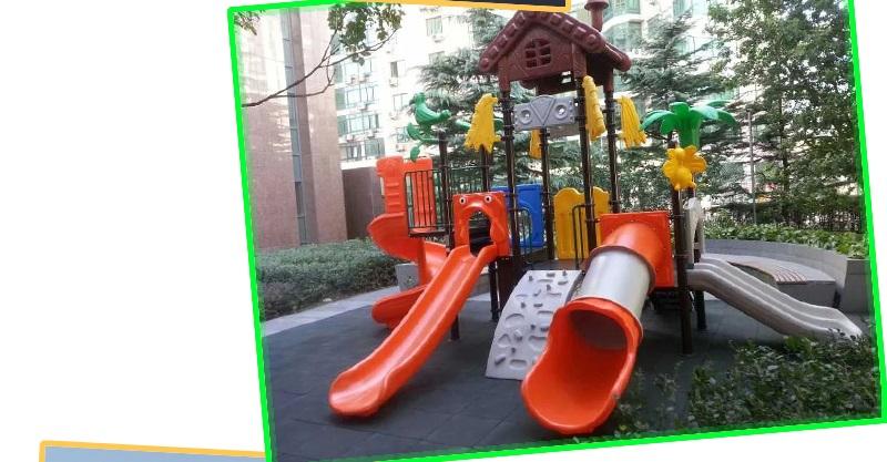 outdoor playset