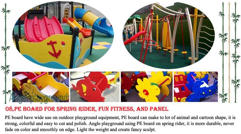 PE for backyard playground