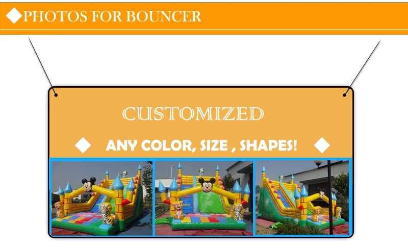bouncy bouncers