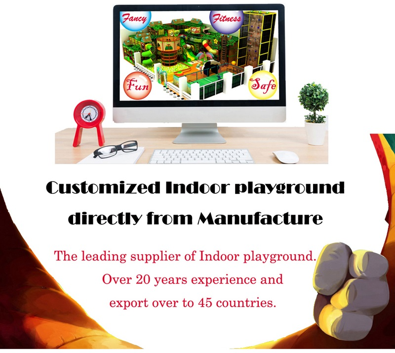 kids indoor playground- customized