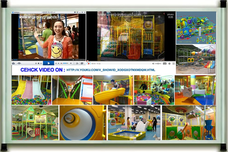 Manufactures from China - Angel playground equipment