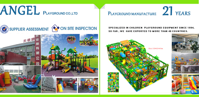 manufactures, 21 years of kids playground equipment