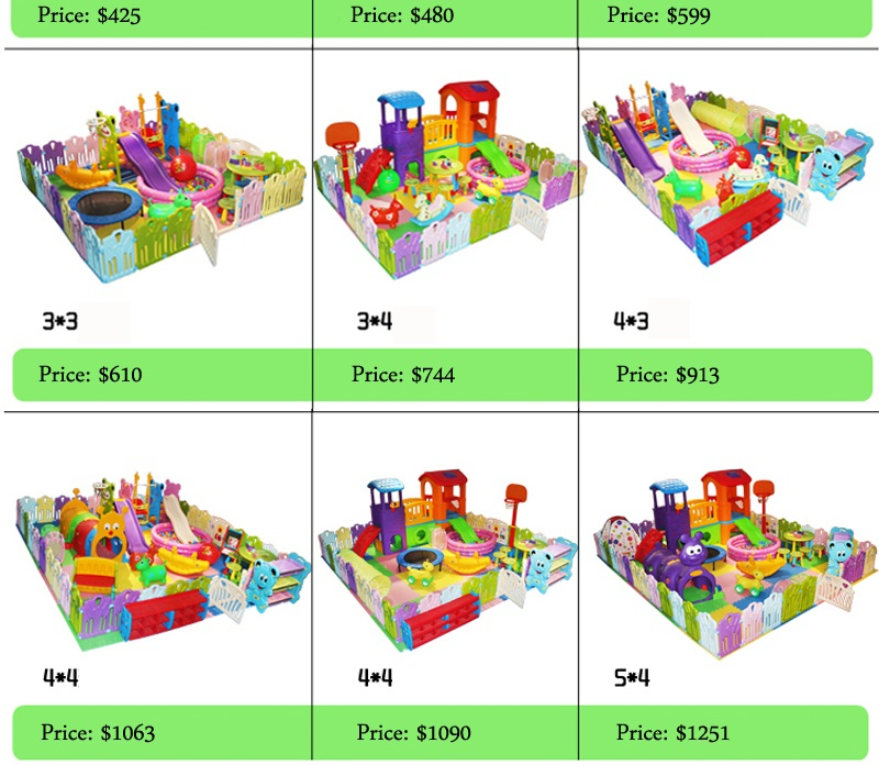 playgrounds for sale - toddler play area