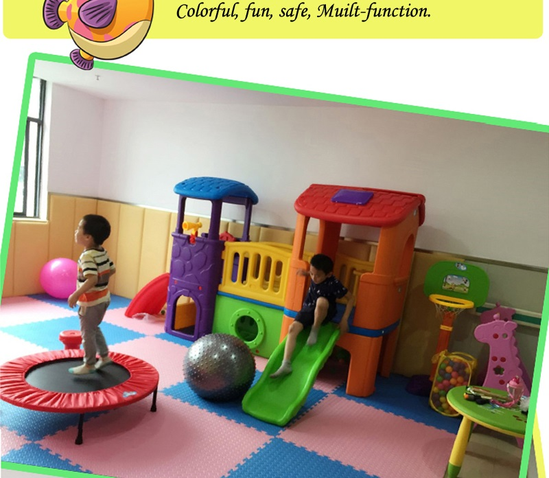 indoor playground equipment for small kids