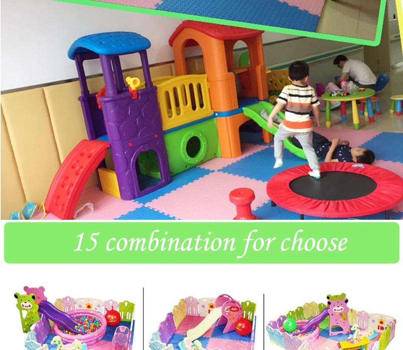 indoor playground fun