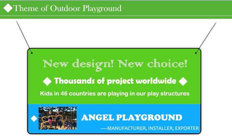 playground equipment Poland