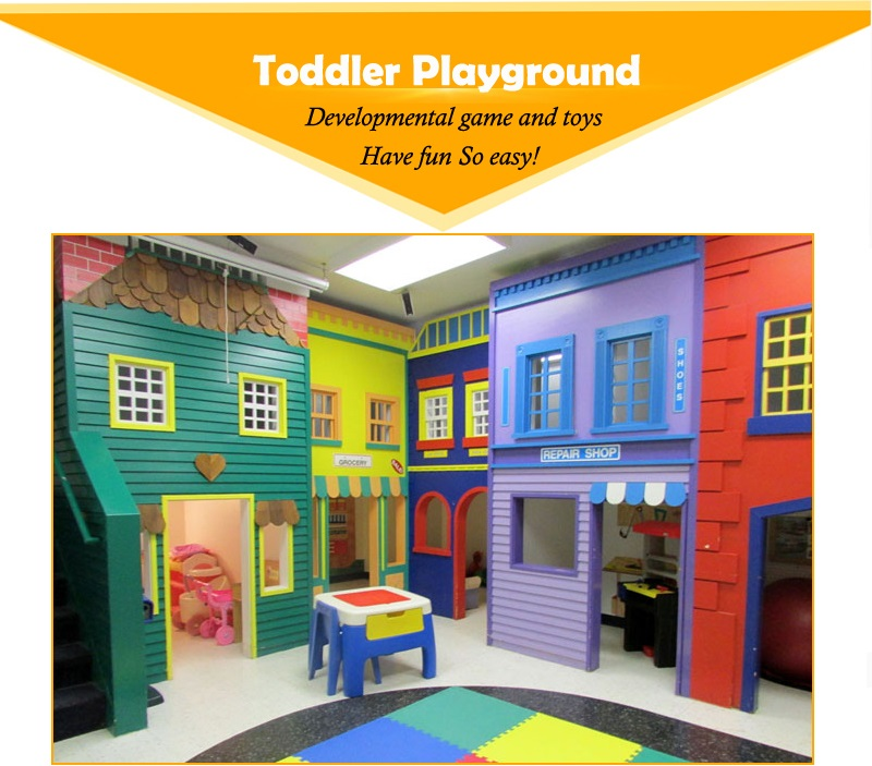 Second Hand Indoor Play Equipment | Manufacturer&Install