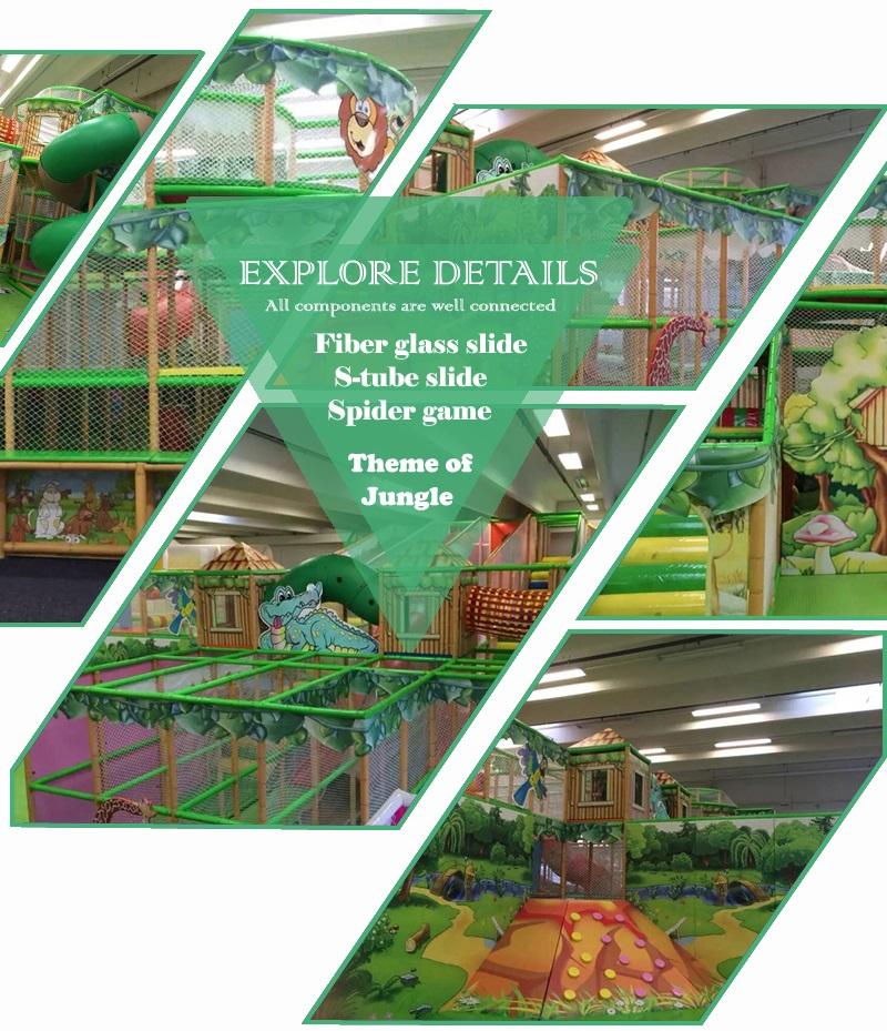 indoor jungle gym for kids