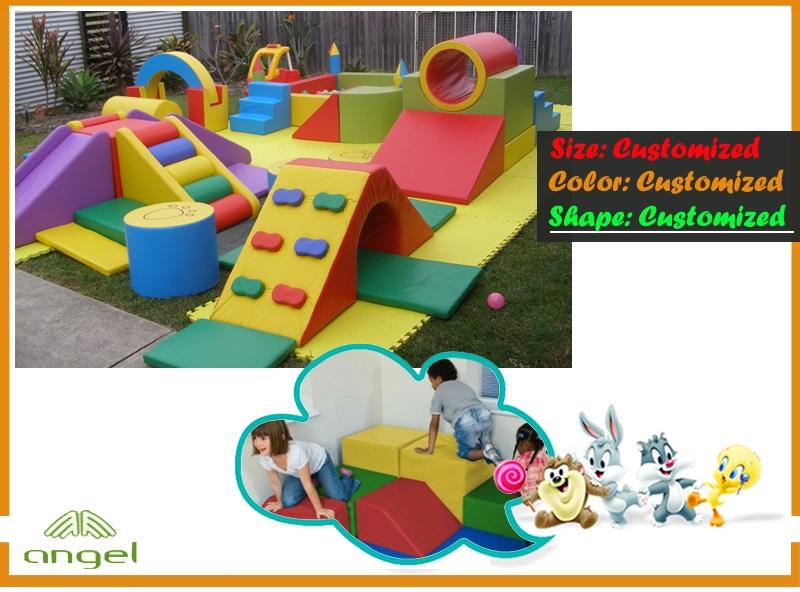 kids indoor playground equipment