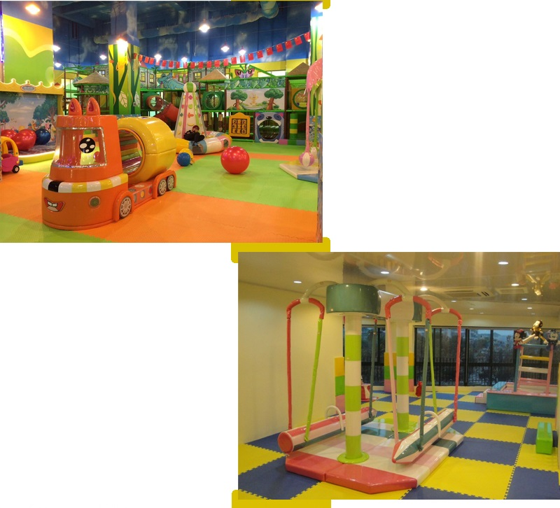 indoor playground scarborough