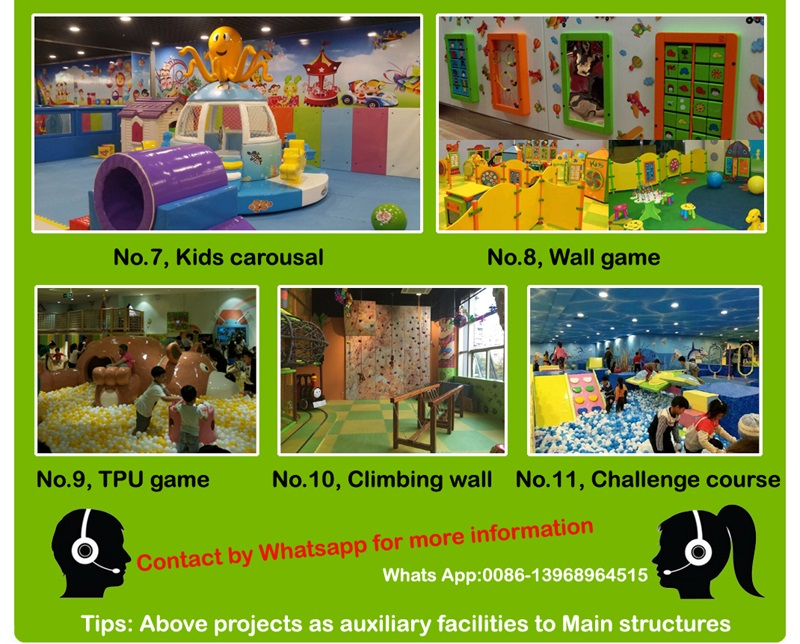 indoor parks for children in london