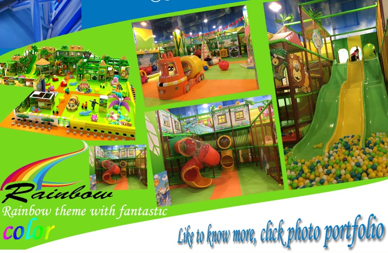 biggest indoor playground