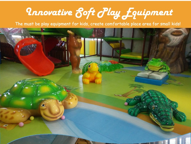 Kids Indoor Playground Equipment Free Design