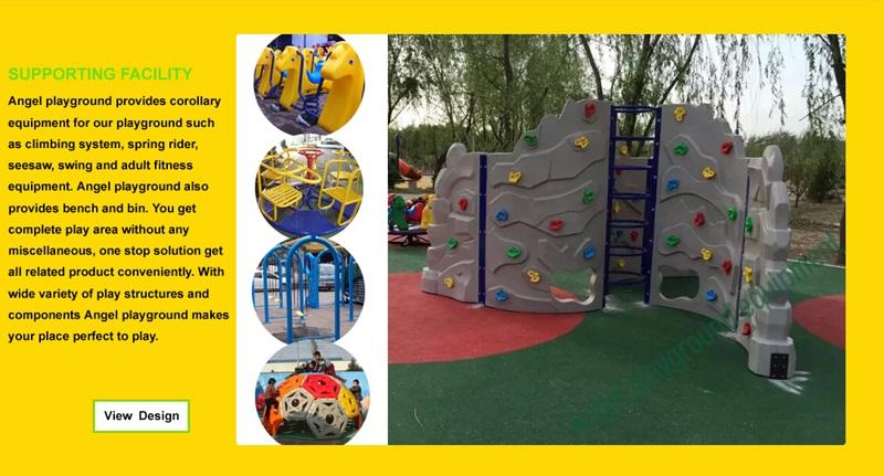 manutenção de playgrounds