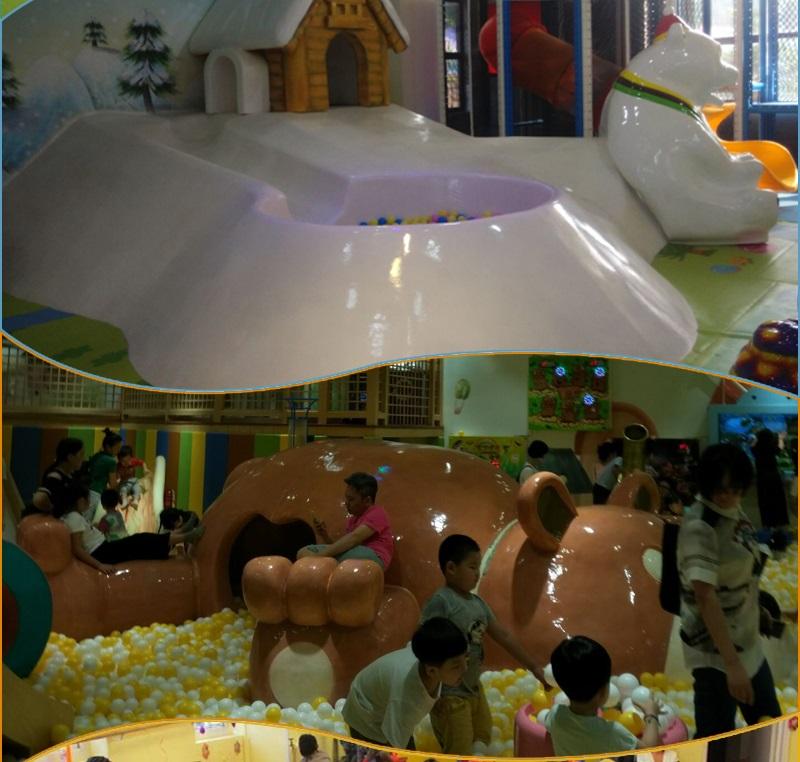 kids Indoor playgrounds