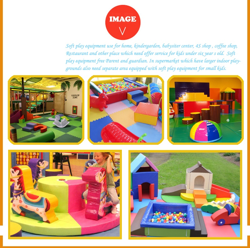 Kids Indoor Playground Equipment | Free Design