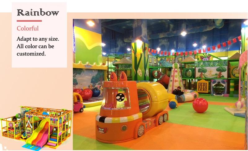 Playground equipment manufacture