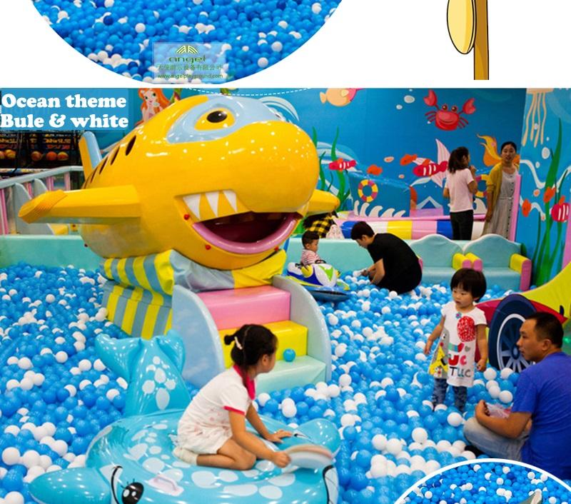 indoor slide - soft play equipment