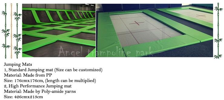 trampoline center