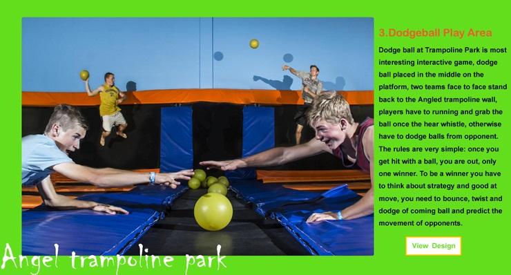 trampoline cheap