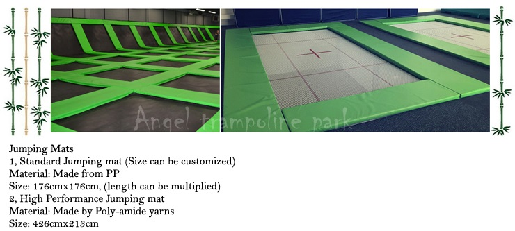 trampoline park for adults