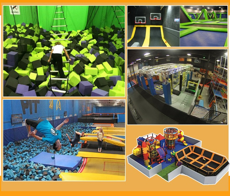 indoor trampolines for adults