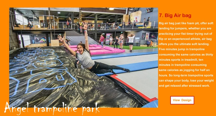trampoline places for birthday parties