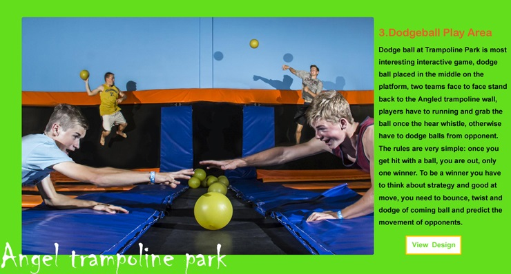 all trampoline place