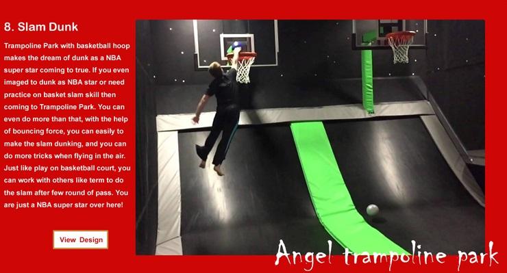 indoor trampoline park arlington tx