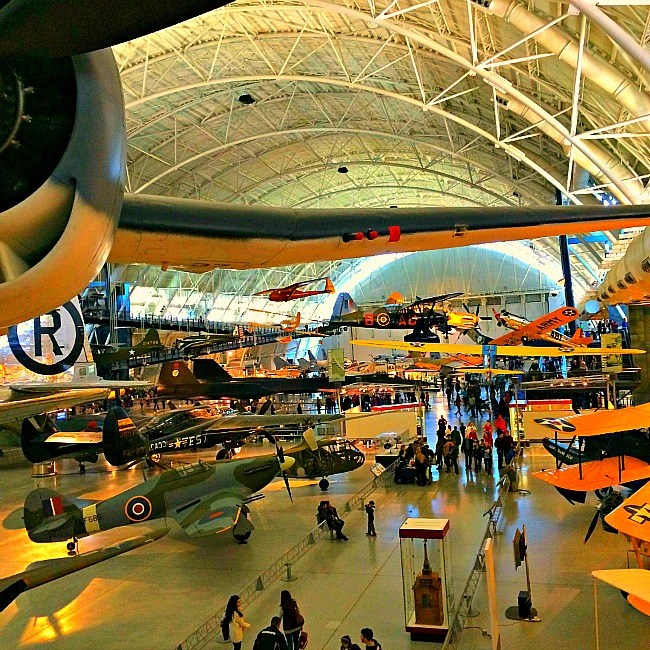 Air and Space Museum, fun things to do