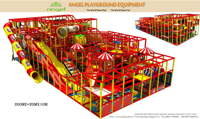 Indoor playground Prices