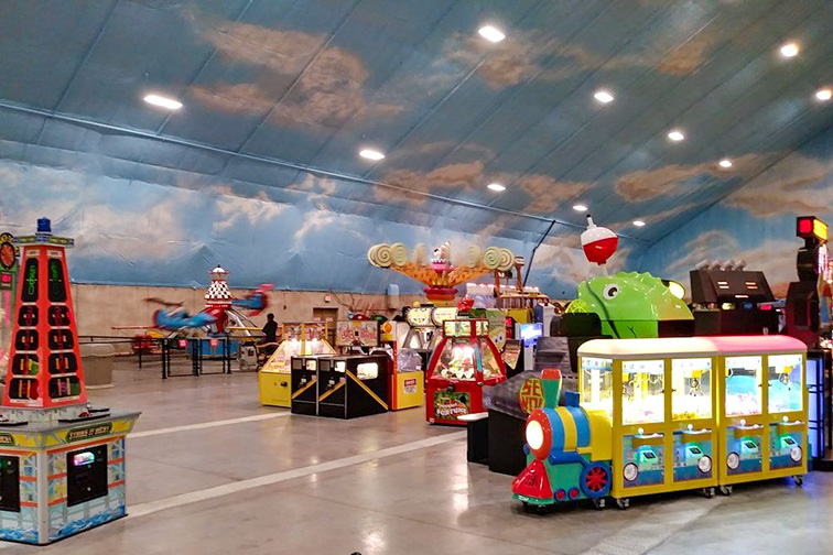 indoor parks for kids