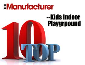 Top 10 Indoor playground suppliers
